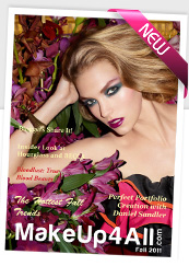 MakeUp4All AUTUMN 2011 Online Beauty Magazine
