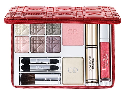 dior makeup palette. Dior Deluxe Travel Palette,