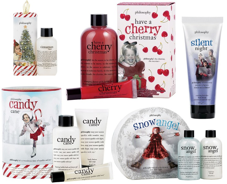 Christmas Gift Guide: Lush and Philosophy Holiday 2010 Gift Sets ...