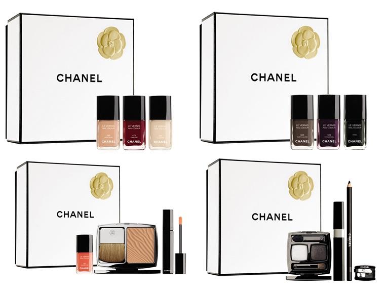 Christmas Beauty Gift Sets.Christmas Gift Guide Chanel Beauty Gift Sets Makeup4all