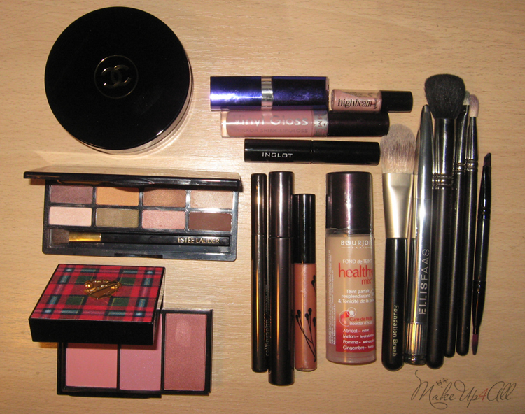 What's in my makeup bag?…. well….come and take a peek ...