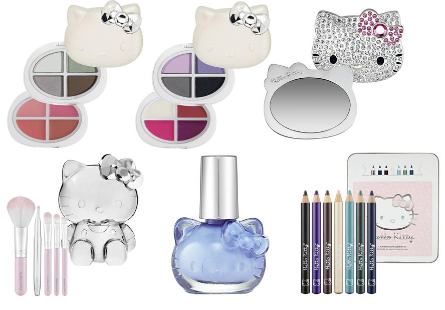 Hello Kitty Brush Set $49