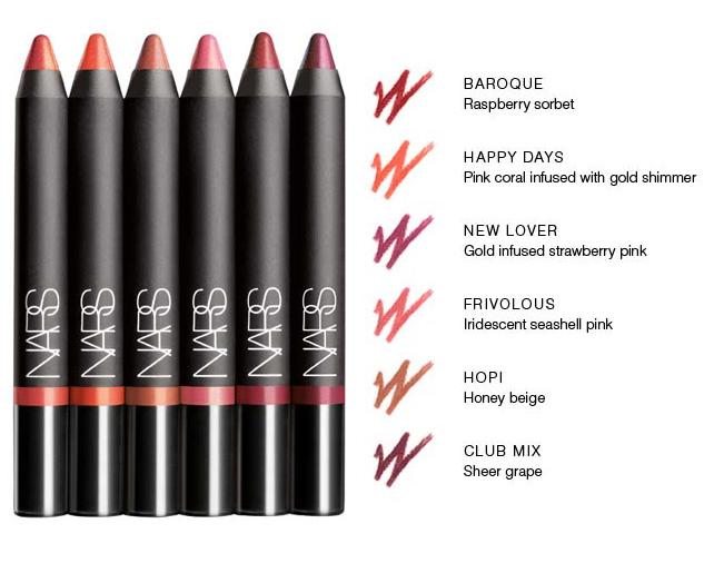 And Bobbi Brown Rich Lip Color