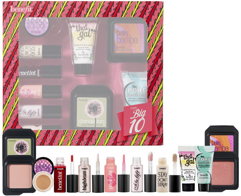 Benefit Cosmetics Makeup Collection For Holiday 2017