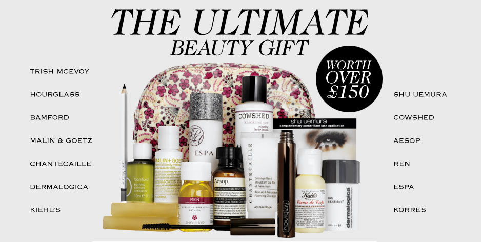 Amazing Gift With Purchase at Liberty London | MakeUp4All