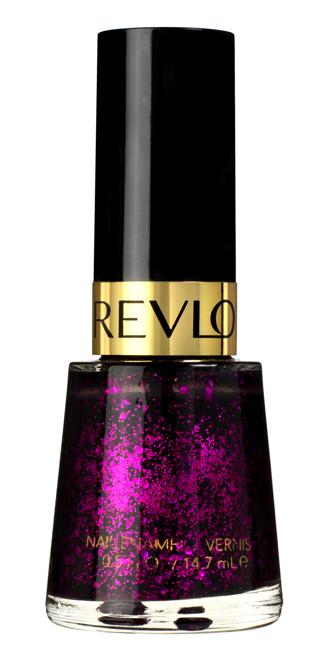 Want It: Revlon Facets of Fuchsia, Blue Mosaic, Starry Pink and ...