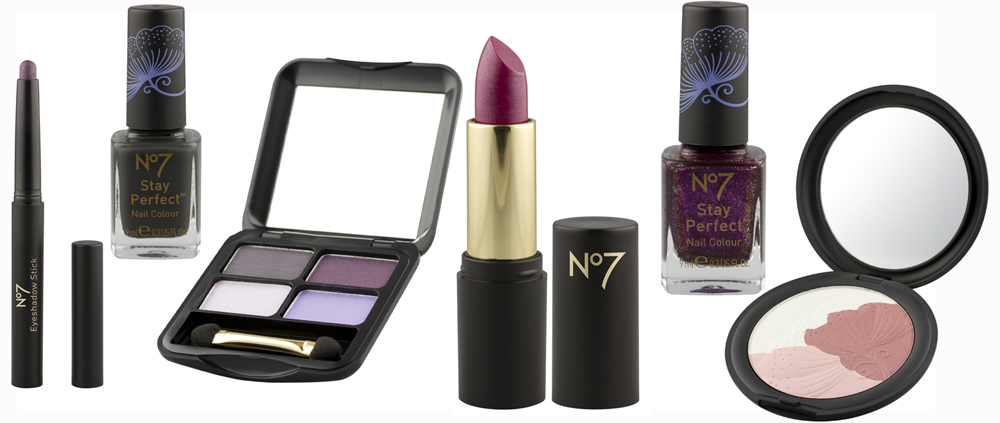 No 7 Midnight Enchantment Makeup Collection For Holiday 2011