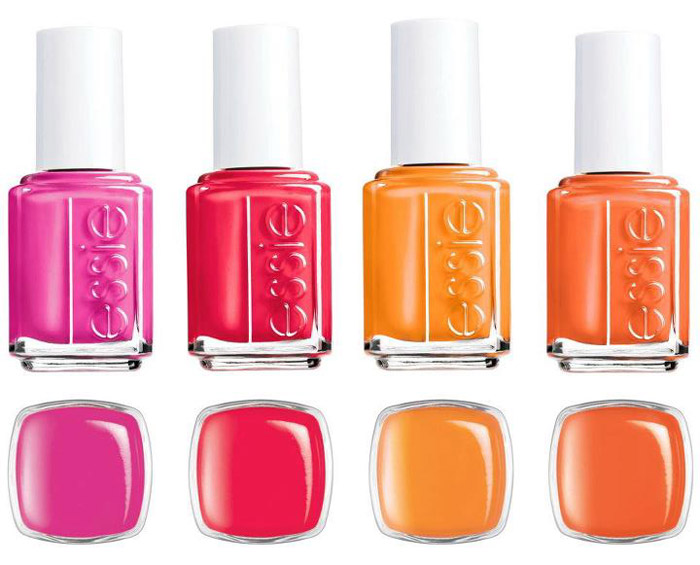Essie Sure Shot and Poppy Razzi Nail Polish Collections for Summer ...