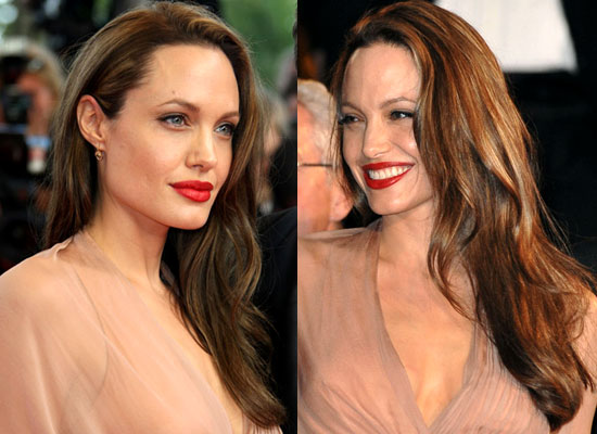 Angelina red