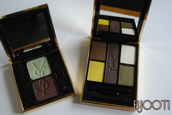 YSL-fall 2009 shadows