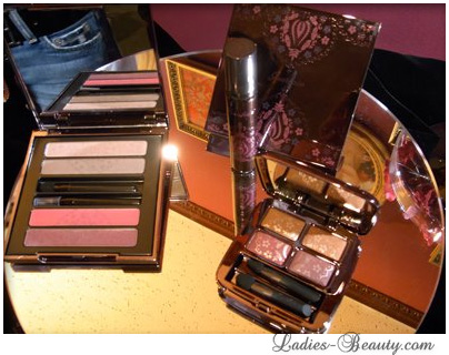 Guerlain's Beaute Slave collection for Fall 2009