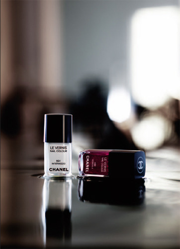 chanel fall nails