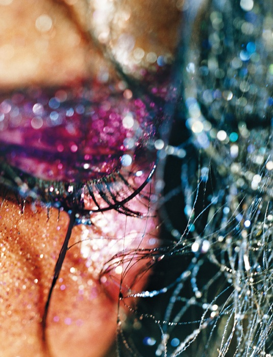 Make-Up Art Cosmetics by MAC. As Seen By Marilyn Minter