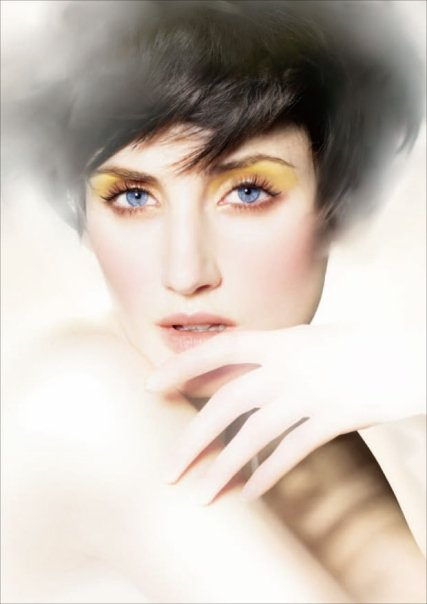 New Eye Makeup Collection by Shiseido. Fall 2009