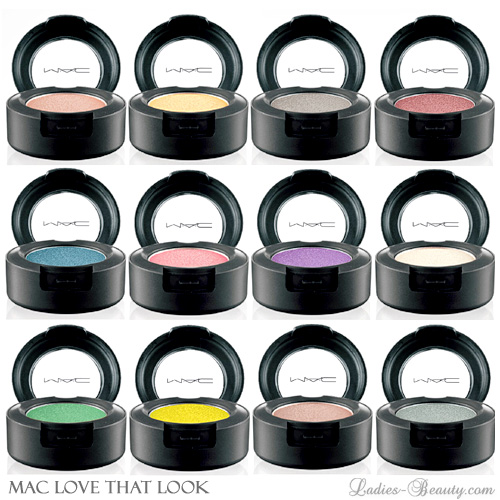 mac love that look collection fall 2009