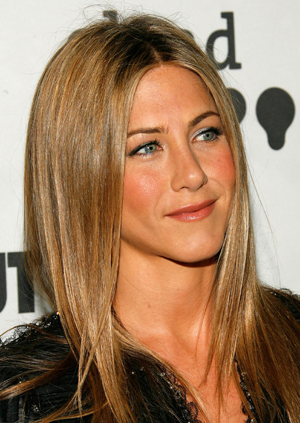 jennifer aniston long straight hair. How have Jennifer#39;s hairstyles
