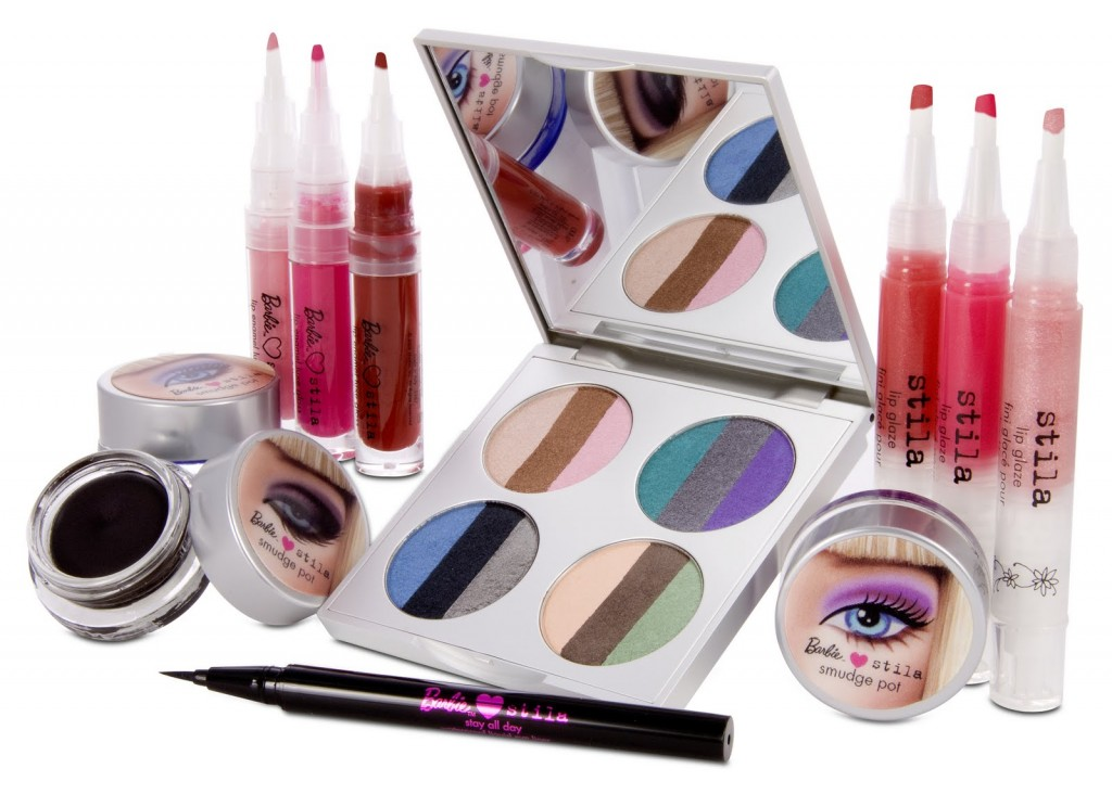 Barbie Loves Stila Fall 09 Collection