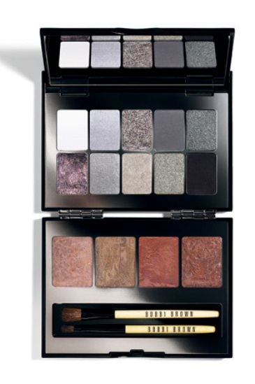 Bobbi Brown Chrome holiday 2009 palette