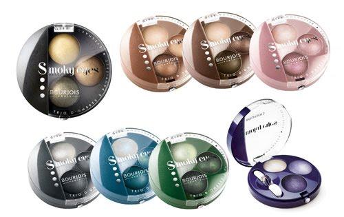 Bourjois Smokey Eye Palettes