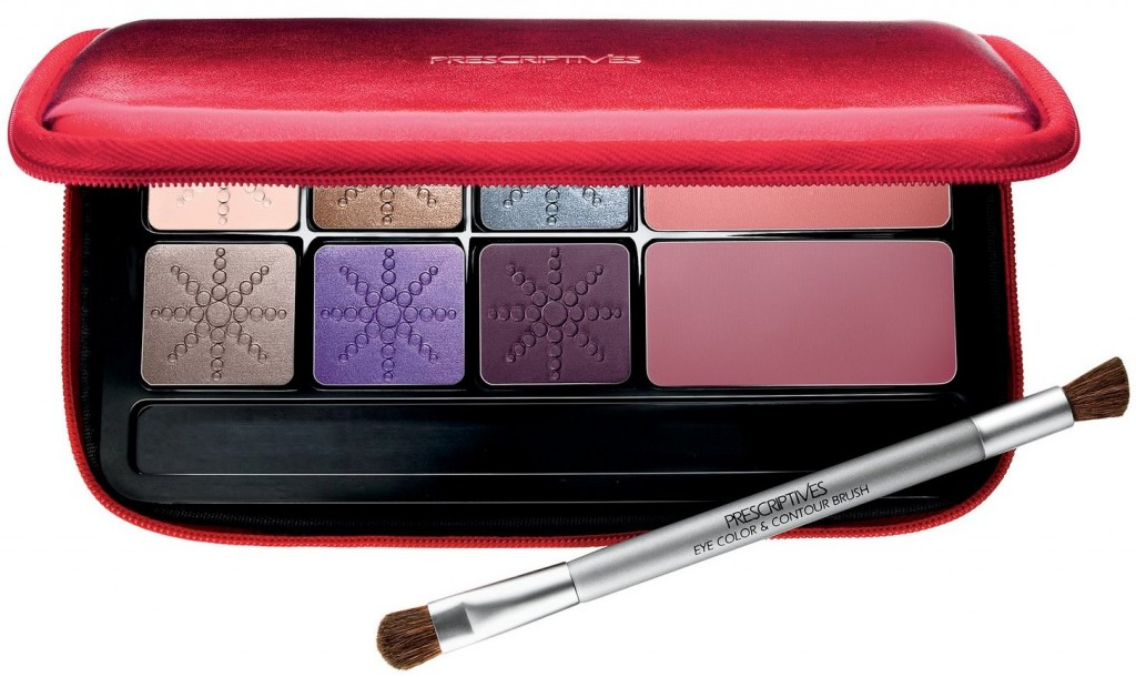 Prescriptives 'Holiday - Cool' Refillable Cheek & Eye Palette