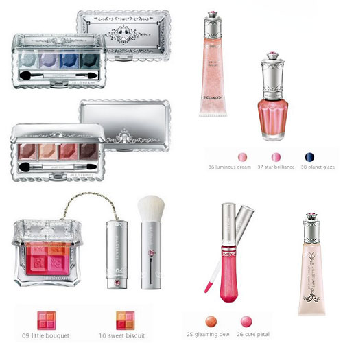 Jill Stuart Fall 2009 Makeup Collection