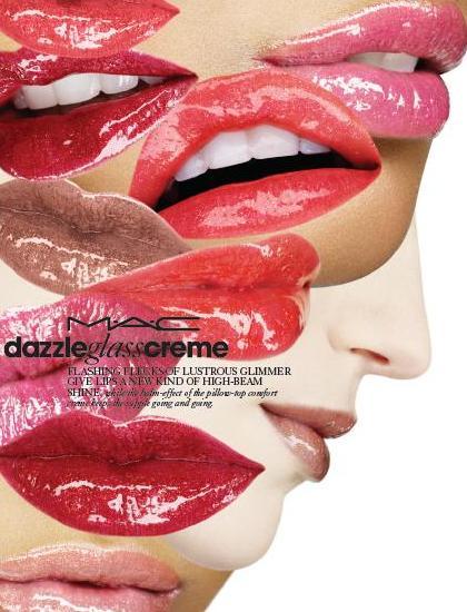 Mac Dazzleglass Cremes Collection fall 2009