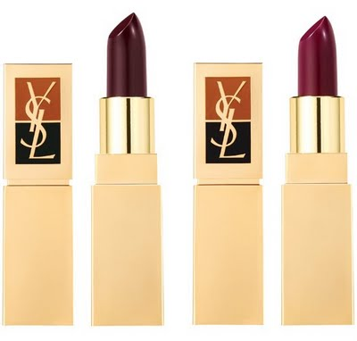 YSL holiday 2009 lipstick