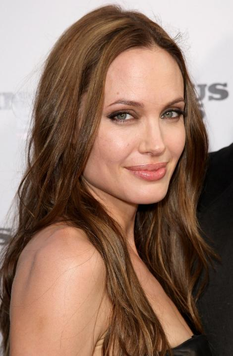 Angelina Jolie Light Brown Hair How to get angelina jolie's new ...