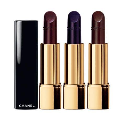 chanel lipsticks
