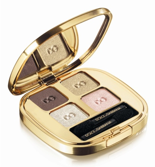Dolce & Gabbana The Golden Beams Collection for Holiday 2009