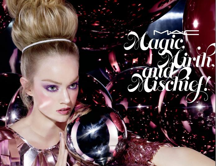 MAC Holiday 2009 Collection: Magic, Mirth, Mischief