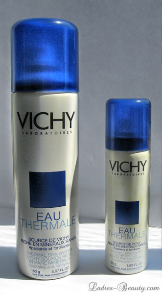 vichy eau thermal
