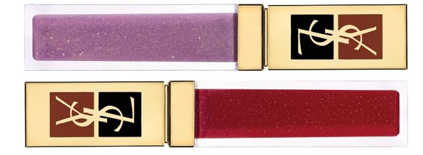 ysl holiday 2009 glosses