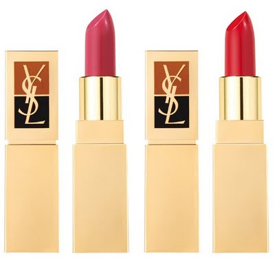 ysl holiday 2009 lipstick 2