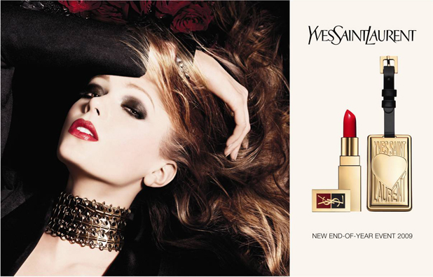 End of Year Event Collection by YSL Holiday 2009
