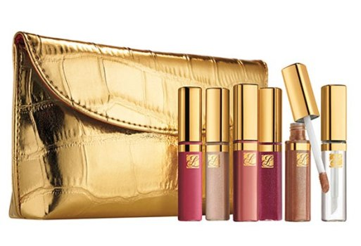 Estée Lauder Holiday Lip Gloss Collection