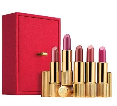 Estée Lauder Holiday Lipstick Collection