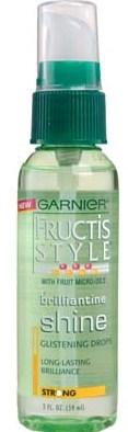 Garnier Fructis  Style Shine Glistening Drops