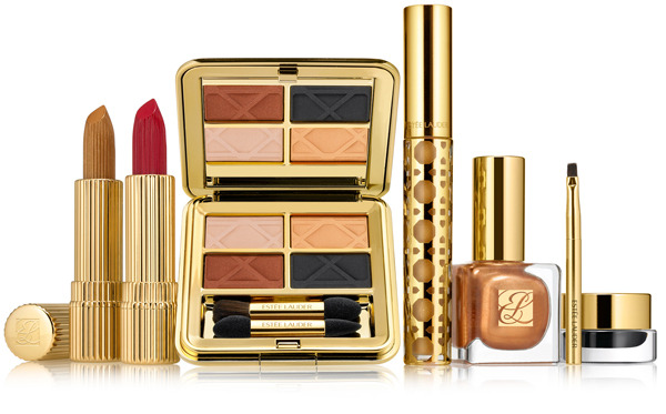 Holiday 2009 Ultimate Red Makeup Collection by Estee Lauder berry