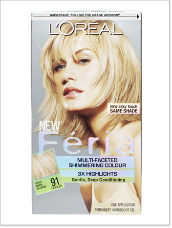 L'Oréal Paris Feria Multi-Faceted Shimmering Colour