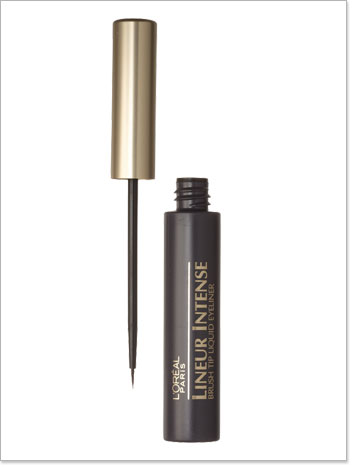 L'Oréal Paris Liquid Liner Brush Tip Liquid Eyelinerr