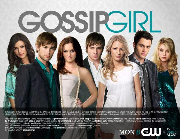 gossip girl  season 3promo