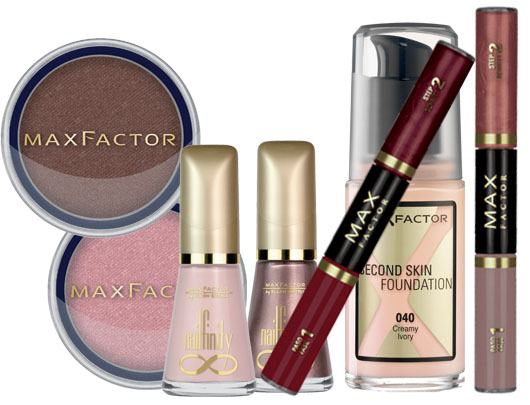 soft contrasts makeup collection by max factor fall 2009. Black Bedroom Furniture Sets. Home Design Ideas
