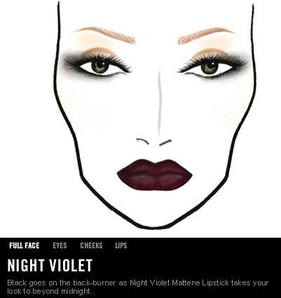 night violet