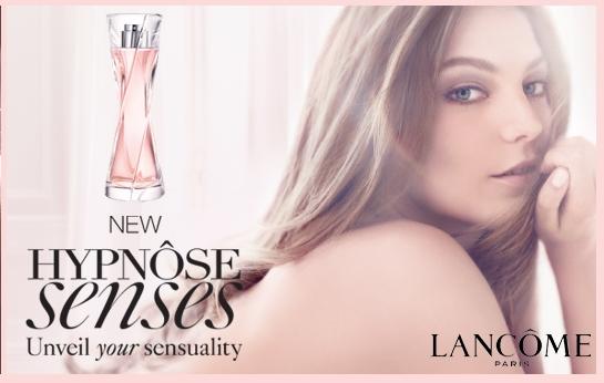 lancome hypnose senses contest