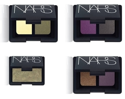 nars holiday 2009 shadows