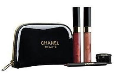 Chanel Les Deux Levres Glossimer Set