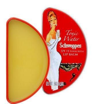 Schweppes Tonic Water Lip Balm SPF 15