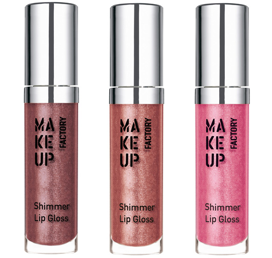 Shimmer Lip Gloss Make Up Factory