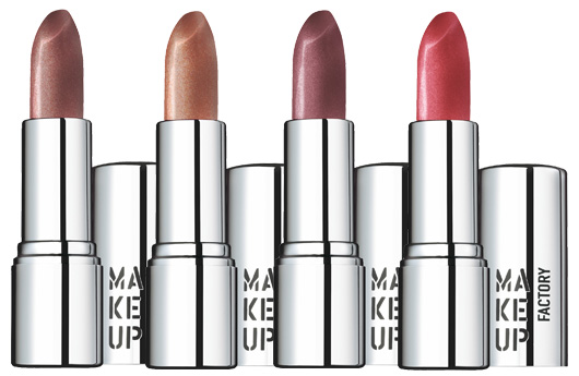 Shimmer Lip Stick Make Up Factory